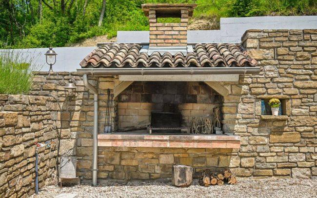 grill villa istria
