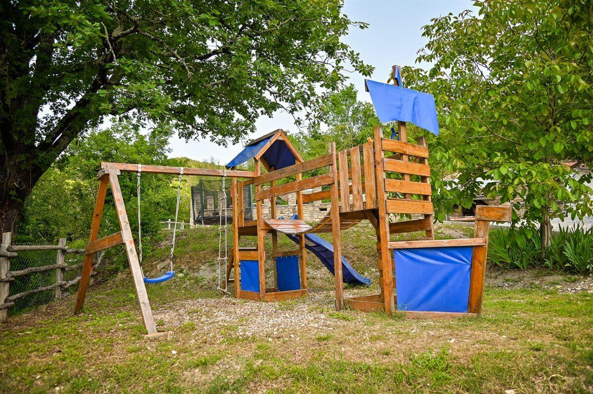 villa istria children playground